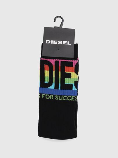 Diesel - SKM-RAY, Nero - Calzini - Image 2