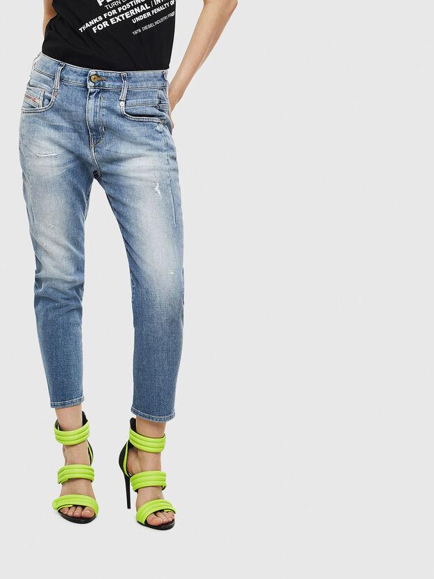 Fayza 0099M, Blu medio - Jeans