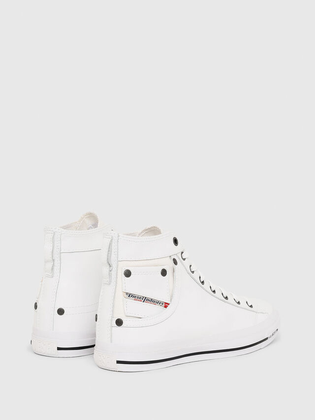 Diesel - EXPOSURE IV W, Bianco - Sneakers - Image 3