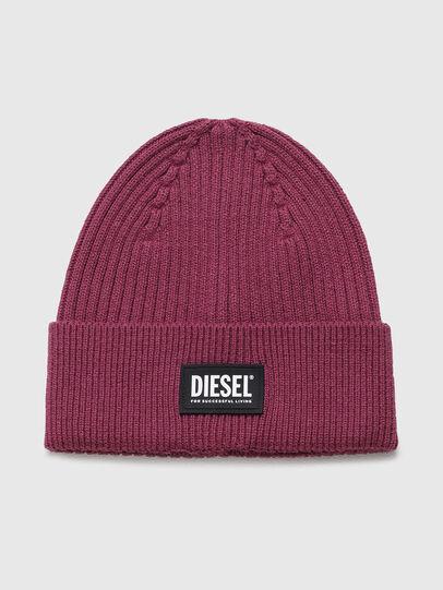 Diesel - K-CODER-E 2X2, Viola - Cappelli invernali - Image 1