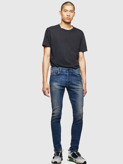 Diesel - Tepphar 087AW, Blu Scuro - Jeans - Image 6