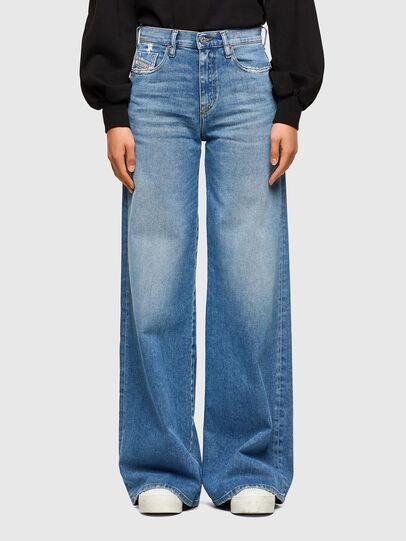 Diesel - D-Akemi 009EU, Blu Chiaro - Jeans - Image 1