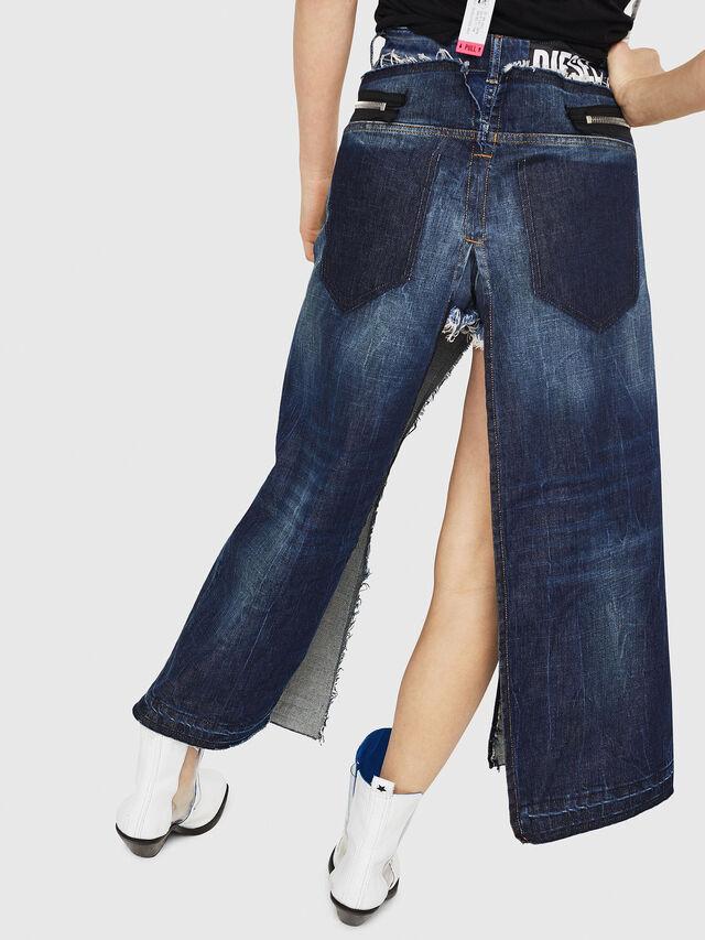 Diesel - DE-EVERY, Blu medio - Shorts - Image 2