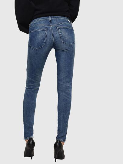 Diesel - Slandy 083AQ, Blu medio - Jeans - Image 2