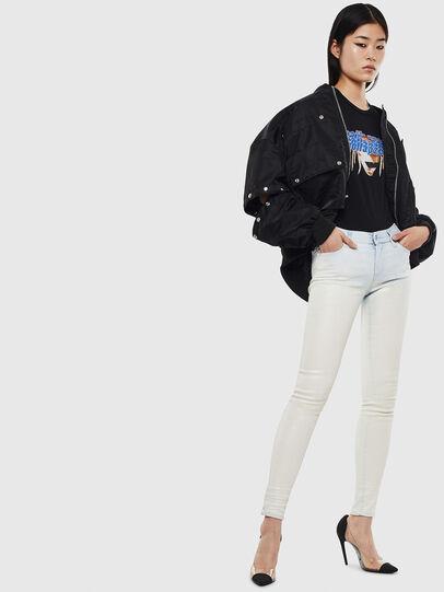 Diesel - Slandy 009AV, Blu Chiaro - Jeans - Image 5