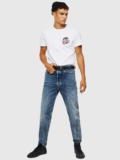Diesel - D-Macs 0097G, Blu medio - Jeans - Image 6