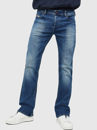 Diesel - Zatiny CN027, Blu medio - Jeans - Image 1
