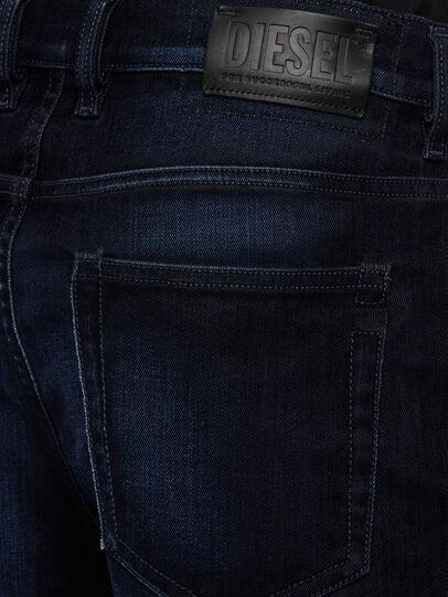 Diesel - D-Vider 009KU, Blu Scuro - Jeans - Image 4