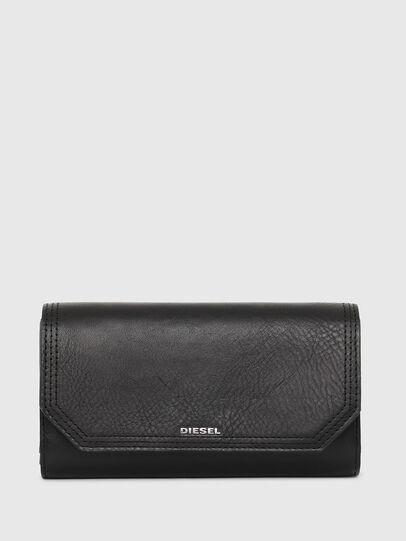 nuovo concetto a poco prezzo acquisto speciale GIPSI LC Donna: Portafoglio in pelle con catena   Diesel