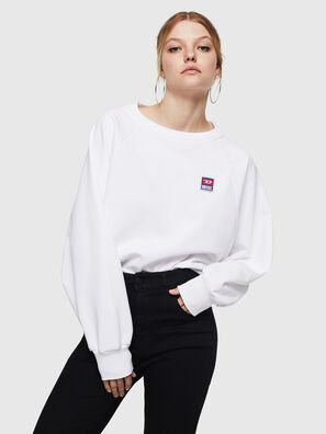 F-HENNY-E, Bianco - Felpe