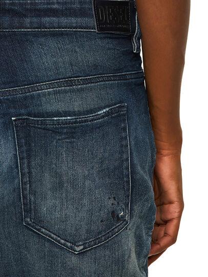 Diesel - Fayza JoggJeans® 09B50, Blu Scuro - Jeans - Image 4