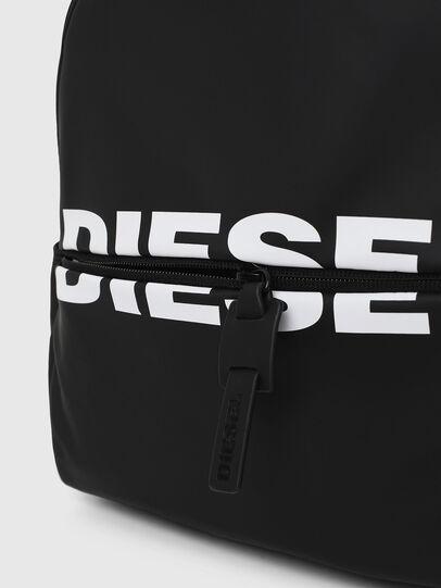 Diesel - F-BOLD BACK FL, Nero Brillante - Zaini - Image 4