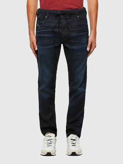 Diesel - KROOLEY JoggJeans® 069QF, Blu Scuro - Jeans - Image 1