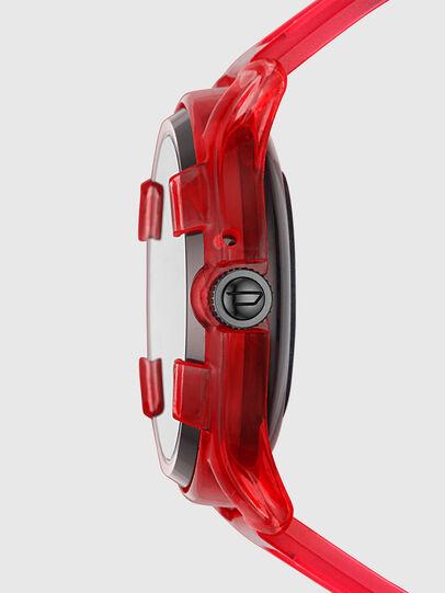 Diesel - DT2019, Rosso - Smartwatches - Image 3