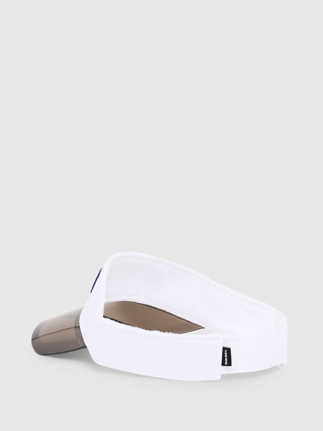 Diesel - VISOR-MAX, Bianco - Accessori Underwear - Image 2
