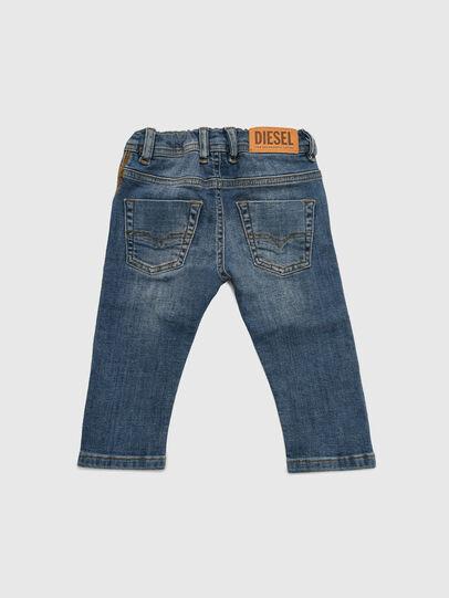 Diesel - KROOLEY-NE-B-N, Blu medio - Jeans - Image 2