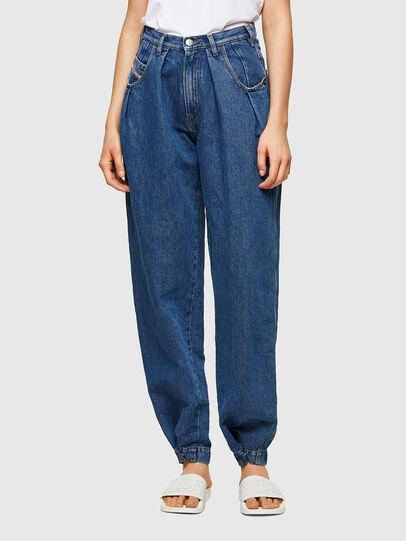 Diesel - D-Concias 009VZ, Blu medio - Jeans - Image 1