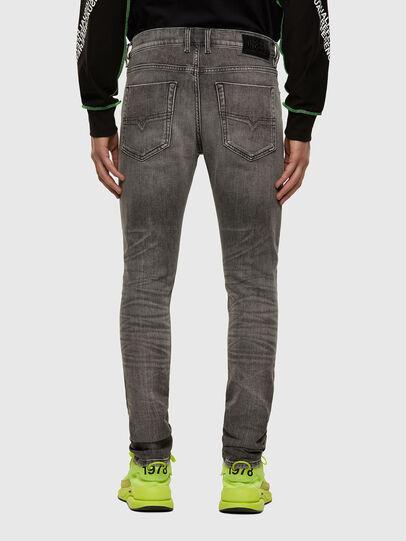 Diesel - Tepphar 009FP, Grigio Chiaro - Jeans - Image 2
