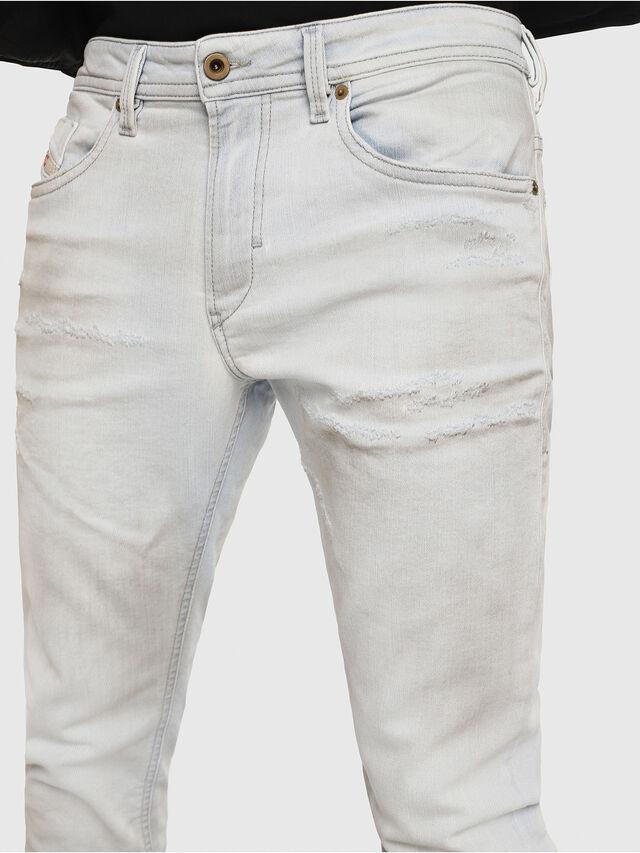 Diesel - Thommer JoggJeans 087AA, Blu Chiaro - Jeans - Image 3