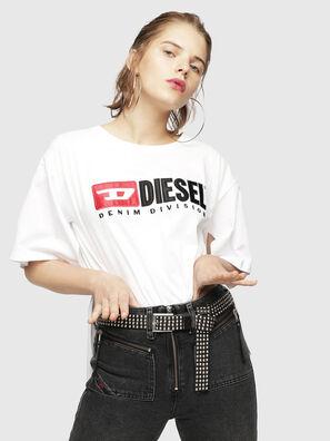 T-JACKY-D, Bianco - T-Shirts