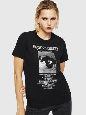 T-SILY-YB, Nero - T-Shirts