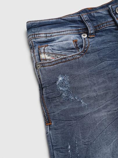 Diesel - SLEENKER-J JOGGJEANS-N, Blu Chiaro - Jeans - Image 3
