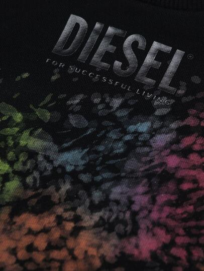 Diesel - SMARTA92 OVER, Nero - Felpe - Image 3