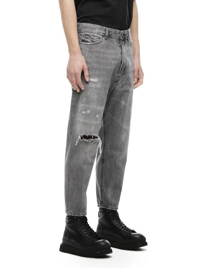 Diesel - TYPE-2831, Grigio Jeans - Jeans - Image 3