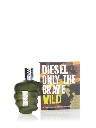 Diesel - ONLY THE BRAVE WILD 50ML, Verde - Only The Brave - Image 3