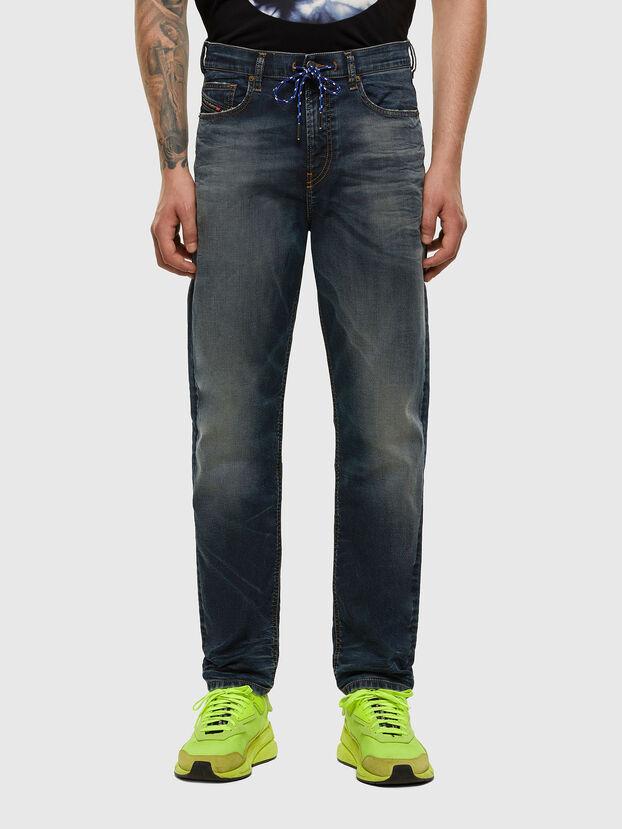 D-Vider JoggJeans 069NT, Blu Scuro - Jeans