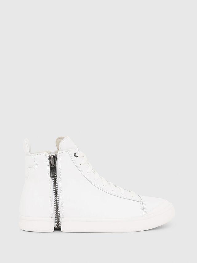 Diesel - S-NENTISH, Bianco - Sneakers - Image 1
