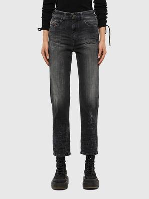 D-Eiselle 009IU, Nero/Grigio scuro - Jeans