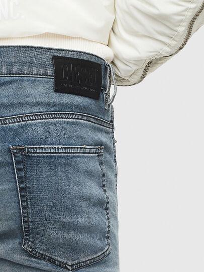 Diesel - D-Reeft JoggJeans 069LT, Blu Scuro - Jeans - Image 5
