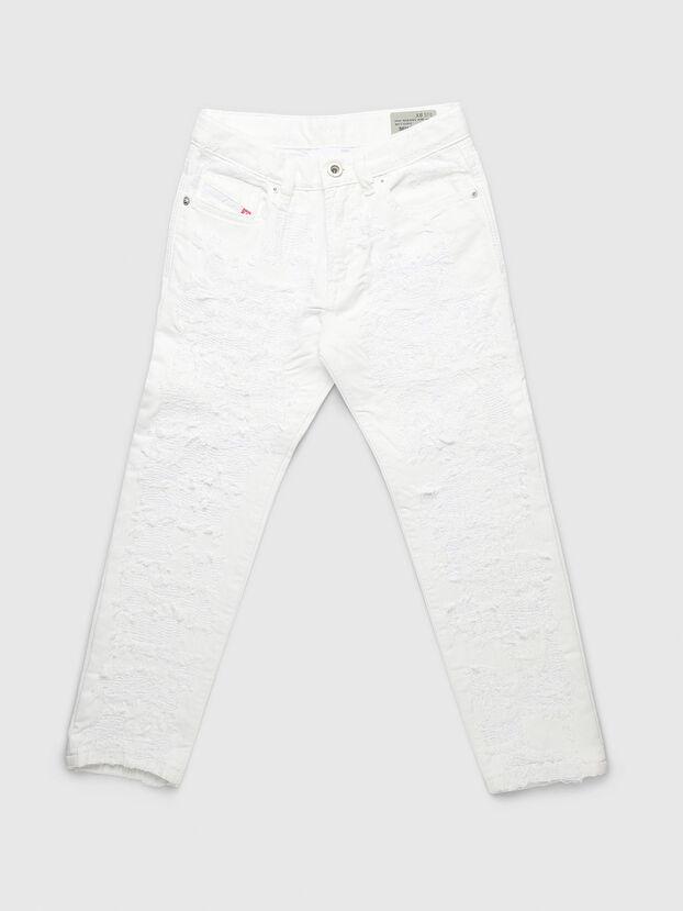 MHARKY-J, Bianco - Jeans
