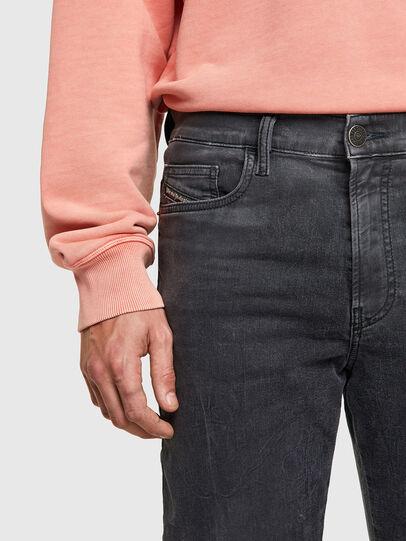 Diesel - D-Amny JoggJeans® 09A74, Nero/Grigio scuro - Jeans - Image 4