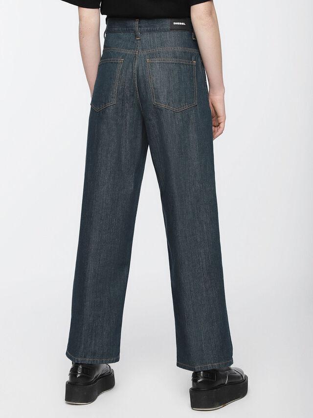 Diesel - Widee 084UR, Blu Scuro - Jeans - Image 2