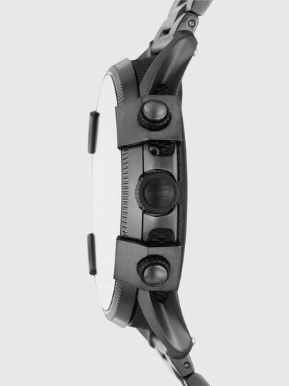 Diesel - DT2011, Grigio Metallizzato - Smartwatches - Image 3