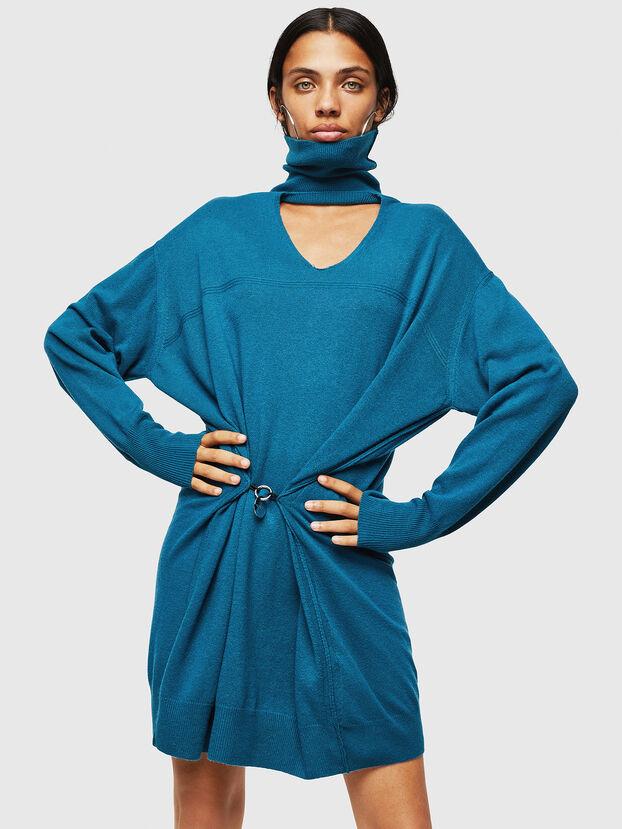 M-LILIA, Blu Oltremare - Vestiti