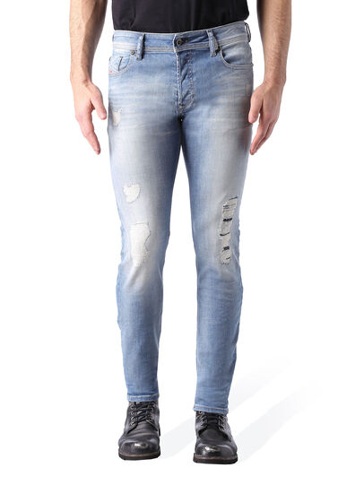 Diesel - Sleenker 0672I,  - Jeans - Image 1