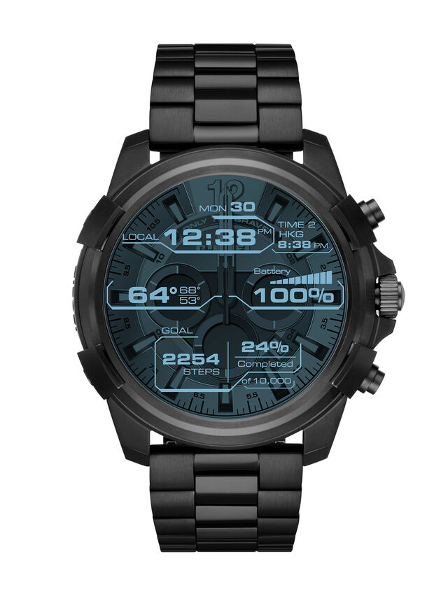 Diesel DT2007, Nero - Smartwatches - Image 2