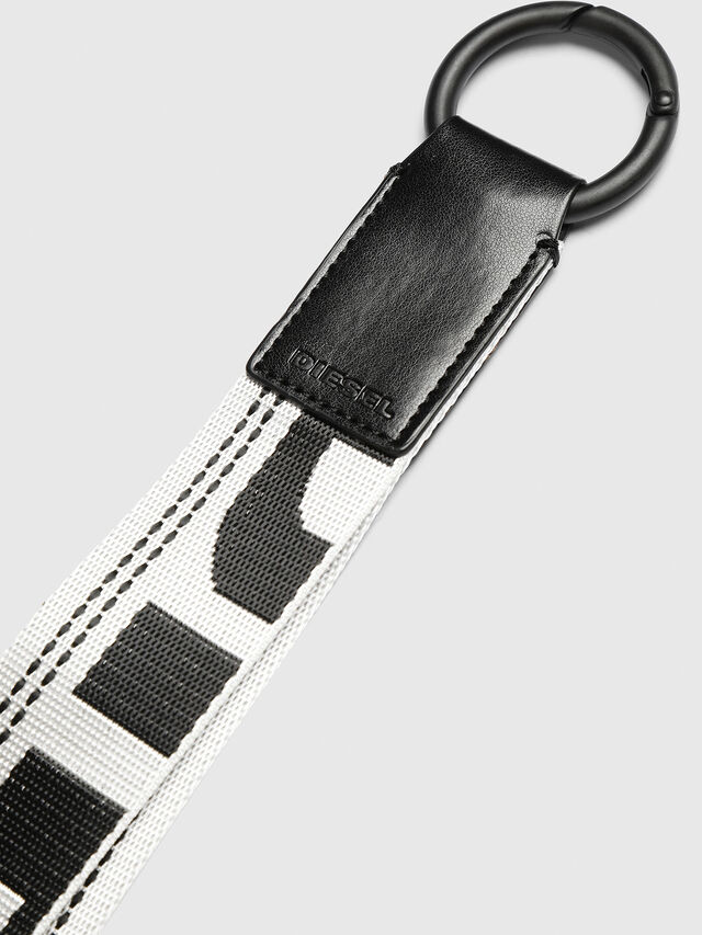 Diesel - L-MASER-L, Bianco/Nero - Bijoux e Gadget - Image 2