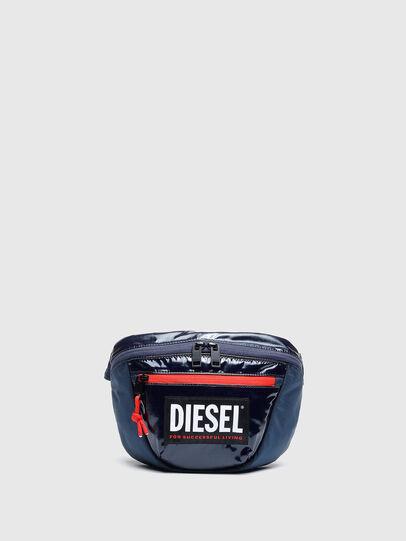 Diesel - LOKI PAT, Blu - Borse a tracolla - Image 1