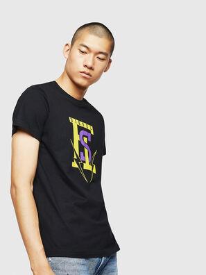 T-DIEGO-B3, Nero - T-Shirts