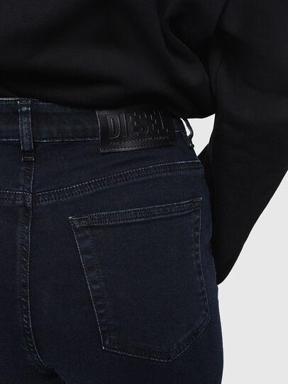 Diesel - D-Eiselle 069GL, Blu Scuro - Jeans - Image 4