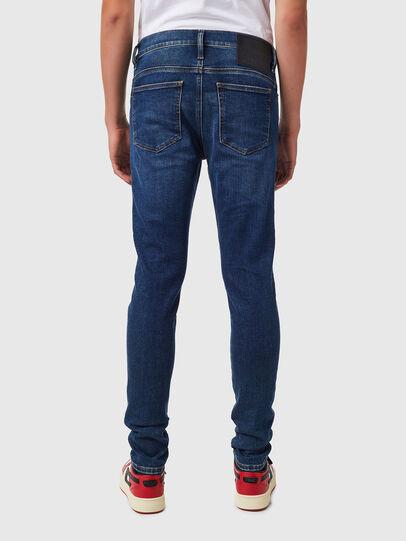 Diesel - D-Istort 09B31, Blu Scuro - Jeans - Image 2