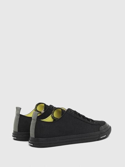 Diesel - S-ASTICO LOW CUT, Nero - Sneakers - Image 3