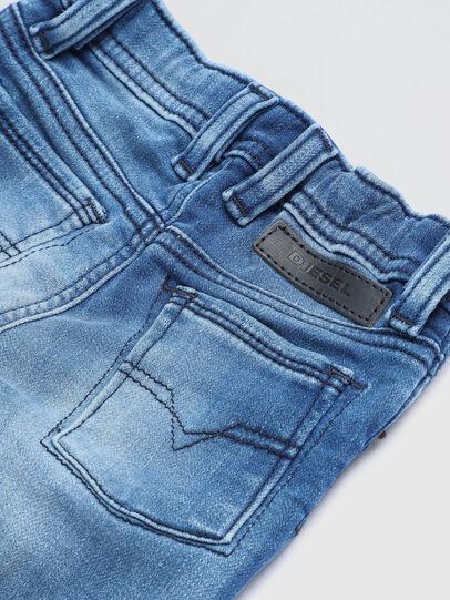 Diesel - SLEENKER-B JOGGJEANS-N, Blu Chiaro - Jeans - Image 3