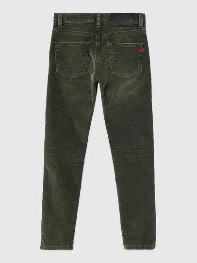 Diesel - D-STRUKT-J, Verde Scuro - Jeans - Image 2