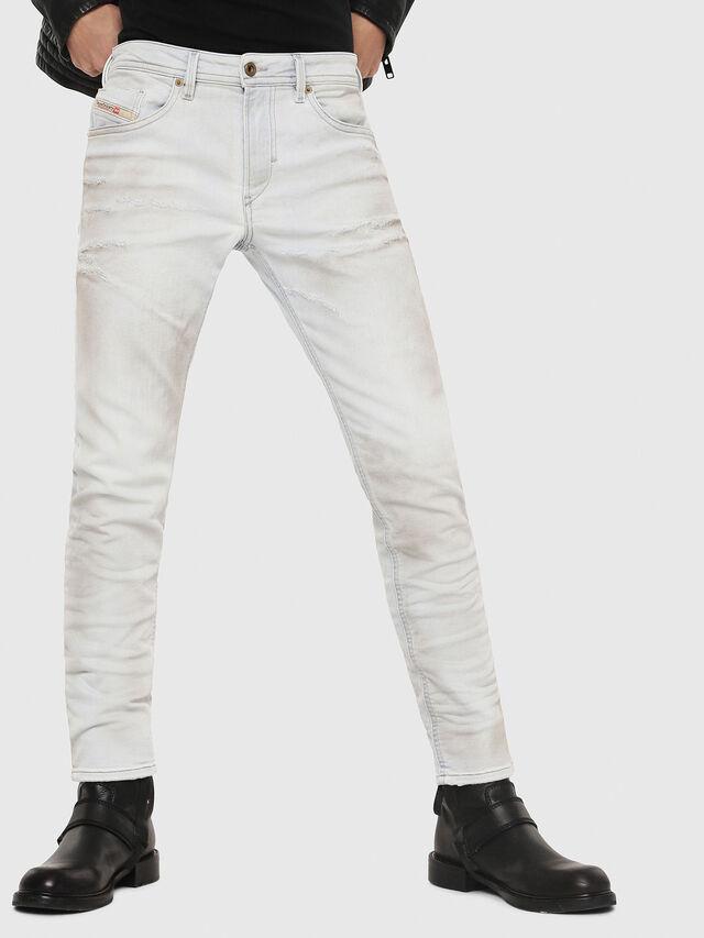 Diesel - Thommer JoggJeans 087AA, Blu Chiaro - Jeans - Image 1