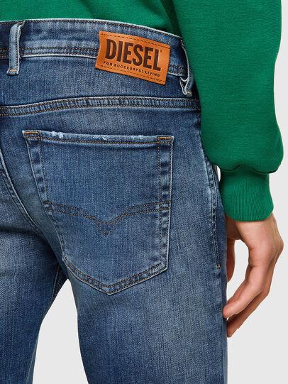 Diesel - Sleenker 009PN, Blu medio - Jeans - Image 4